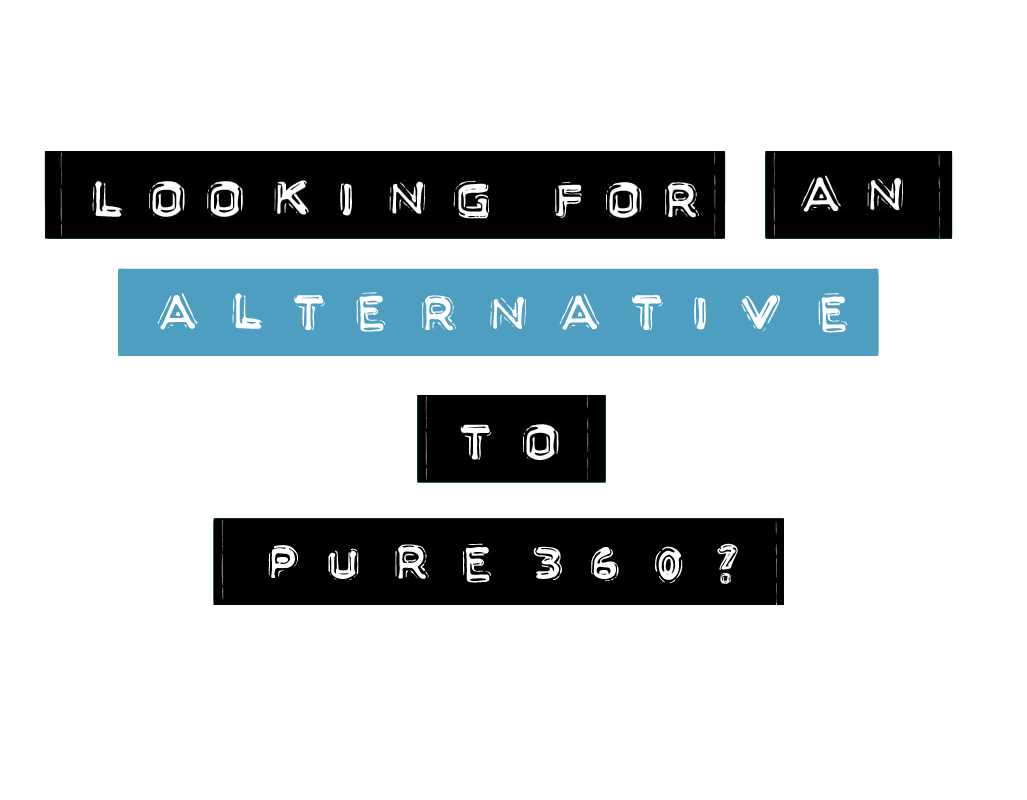 Looking for an alternative to Pure360