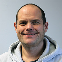 Dave Holmes, Co-Founder & Technical Director