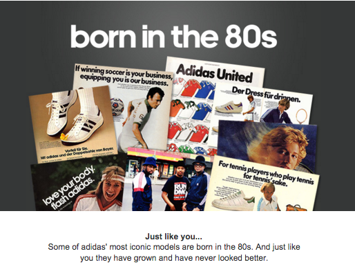 Adidas-born in the 80s-email