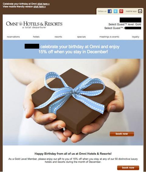 Hotel-birthday-offer