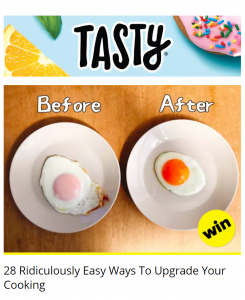 B2C Email Marketing Campaign - Buzzfeed: Deliver awesome, engaging content